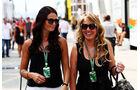 Minttu Virtanen - Formel 1 - GP Ungarn - 26. Juli 2014
