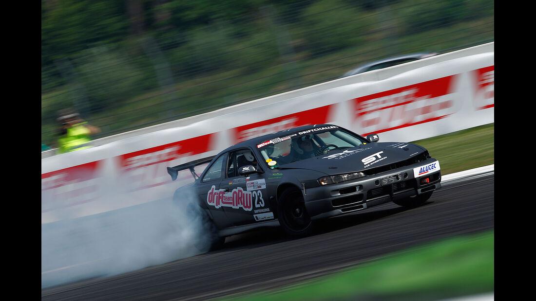 Mirek Duda, Drifter23DriftChallenge, High Performance Days 2012, Hockenheimring