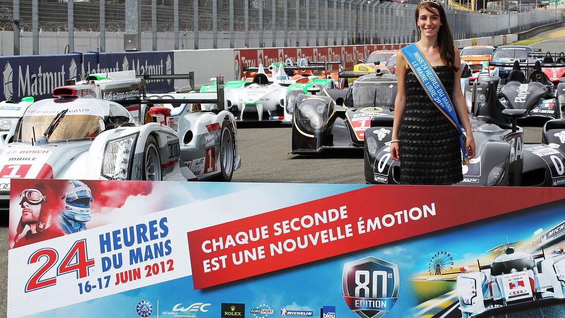 Miss Le Mans 2012