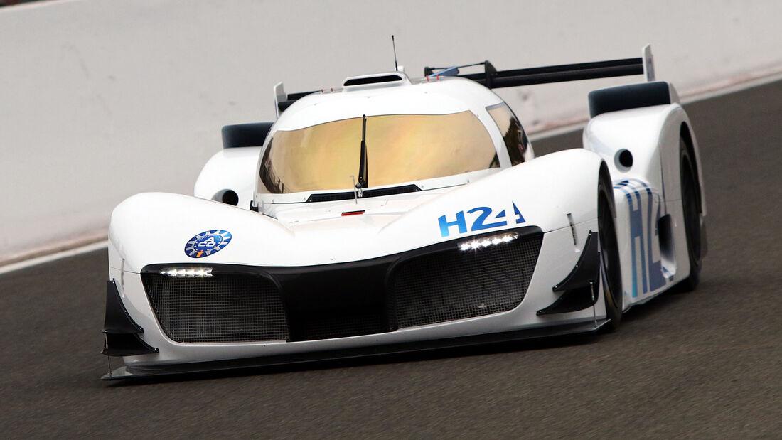 Mission H24 - 24h-Rennen Le Mans - ACO - Prototyp