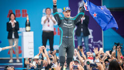 Mitch Evans - Jaguar - eprix - Mexiko 2020