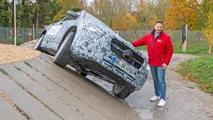 Mitfahrt Mercedes GLA (2020)