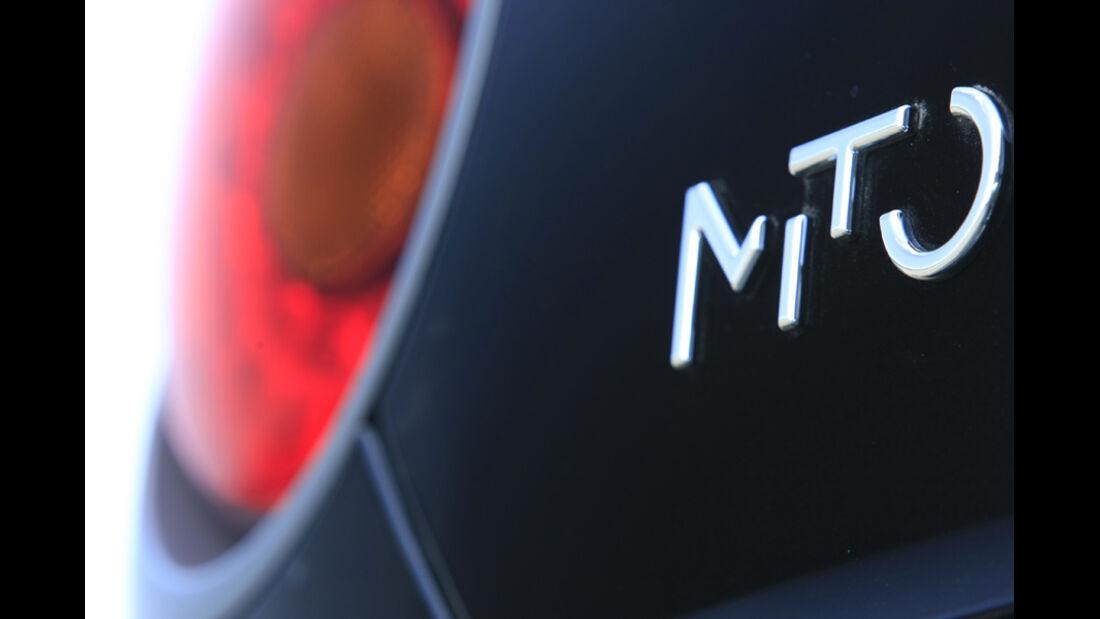 Mito-Emblem, Alfa Romeo Mito Quadrifoglio Verde