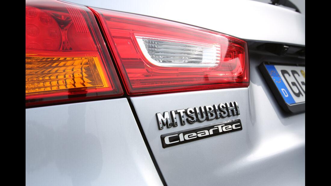 Mitsubishi ASX 1.8 Di-D, Motor