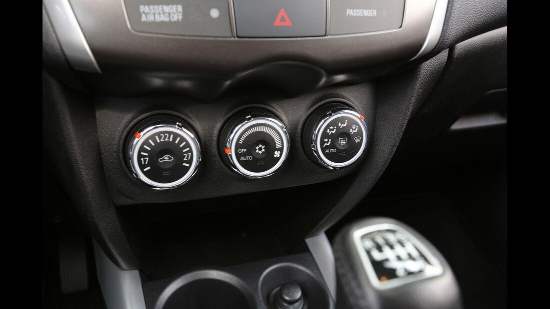 Mitsubishi ASX 1.8 Di-D, Navi, Bildschirm