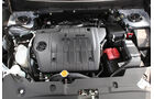 Mitsubishi ASX 1.8 Di-D, Rücksitz, Beinfreiheit