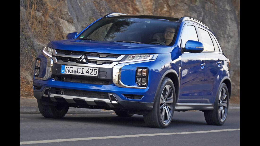 Mitsubishi ASX, Best Cars 2020, Kategorie I Kompakte SUV/Geländewagen