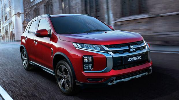 Mitsubishi ASX Facelift 2019