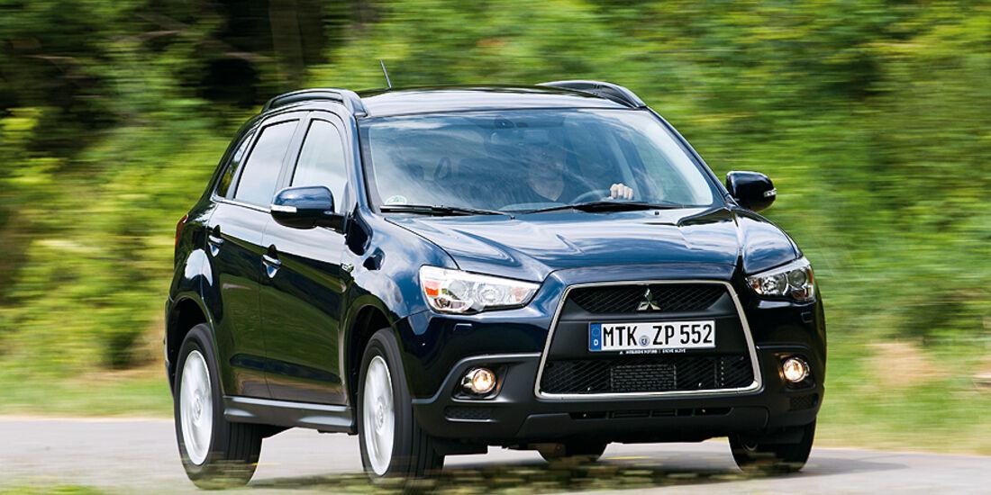 Mitsubishi ASX, Familienauto, Kaufberatung