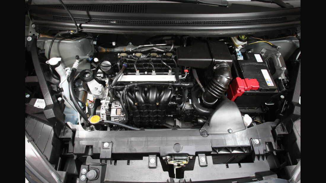 Mitsubishi Colt 1.3, Motor