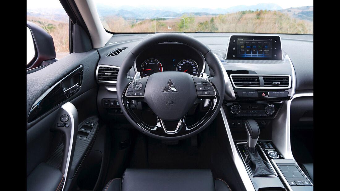 Mitsubishi Eclipse Cross (2018) Fahrbericht