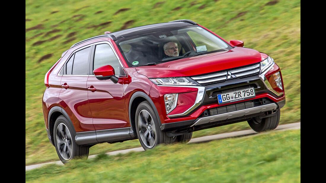 Mitsubishi Eclipse Cross, Best Cars 2020, Kategorie I Kompakte SUV/Geländewagen