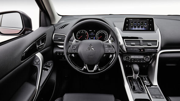Mitsubishi Eclipse Cross Diesel 2019 Fahrbericht