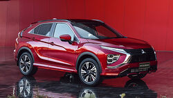 Mitsubishi Eclipse Cross Facelift 2021