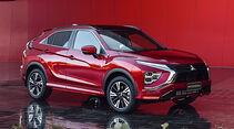 Mitsubishi Eclipse Cross Facelift 2021
