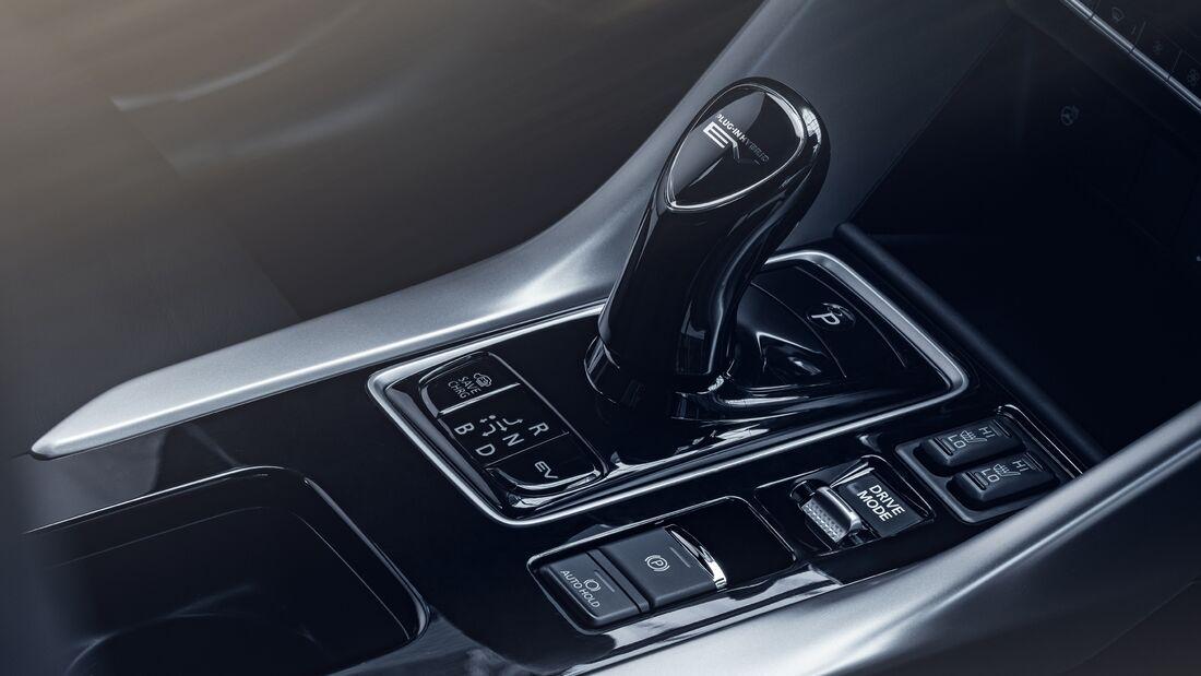Mitsubishi Eclipse Cross Plug-in Hybrid PHEV 2020