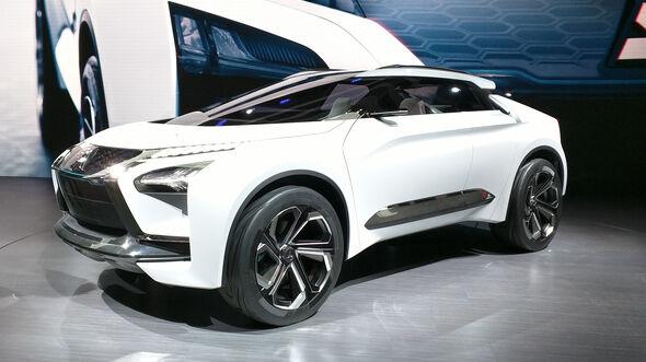 Mitsubishi Electric EMIRAI 4 Smart Mobility Concept Car