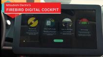 Mitsubishi Electric Firdbird Digital Cockpit