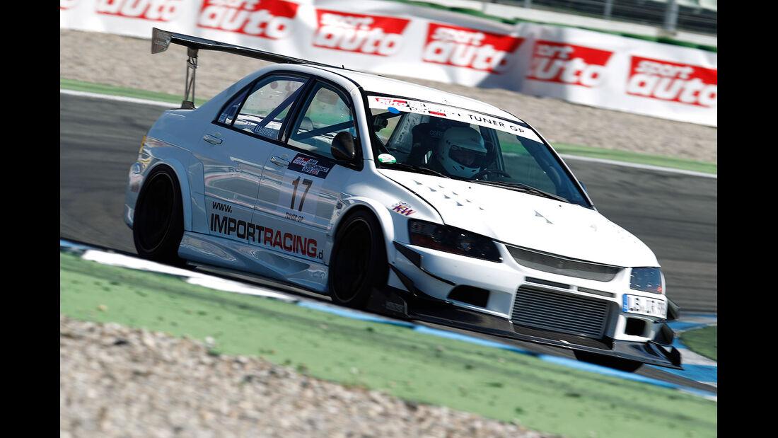 Mitsubishi Evo 9, TunerGP 2012, High Performance Days 2012, Hockenheimring