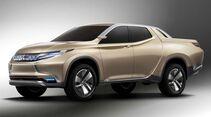 Mitsubishi GR-HEV Concept Autosalon Genf 2013