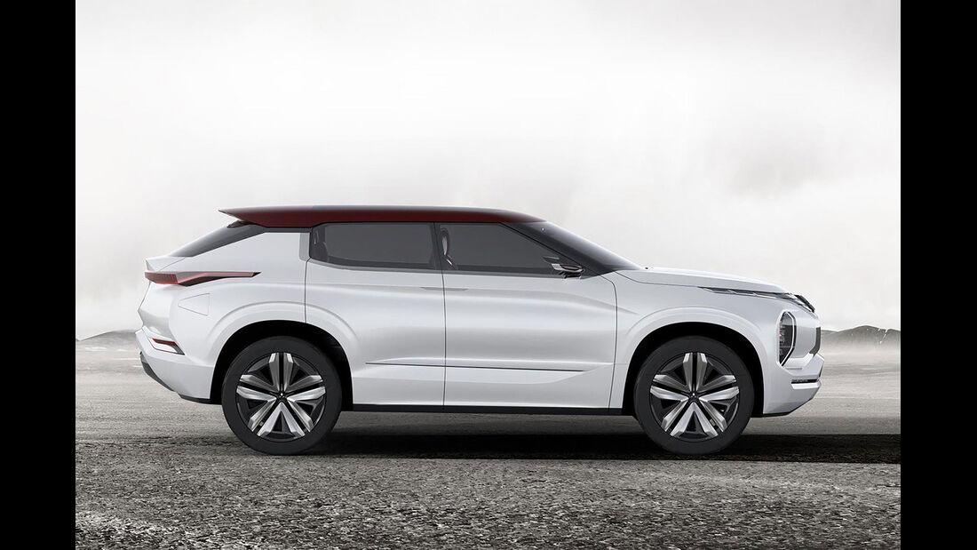 Mitsubishi GT-PHEV Concept