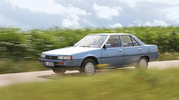 Mitsubishi Galant 2000 Royal, Exterieur
