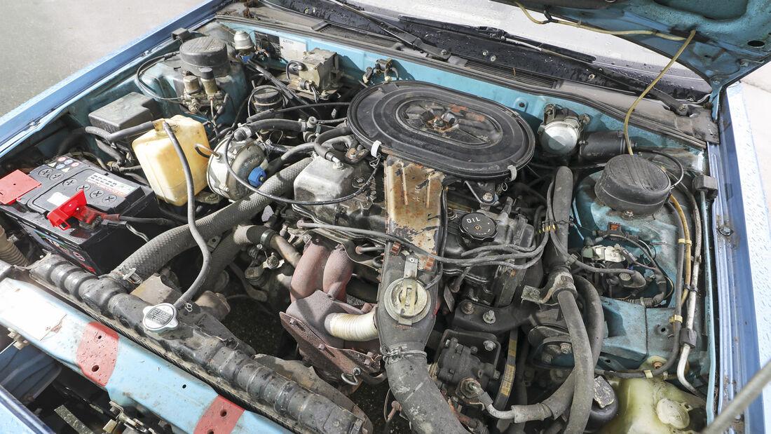 Mitsubishi Galant 2000 Royal, Motor