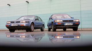 Mitsubishi Galant 2000 Royal, Nissan Maxima 3.0 V6, Exterieur