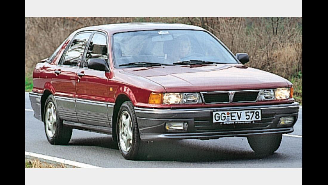 Mitsubishi Galant E30
