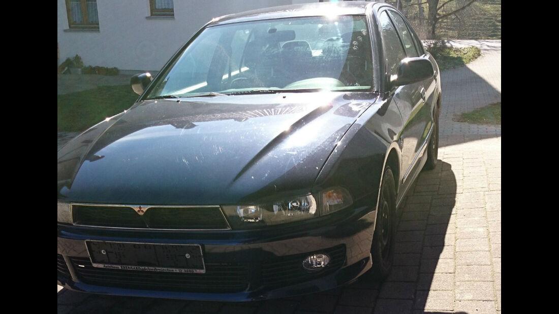 Mitsubishi Galant von mobile.de