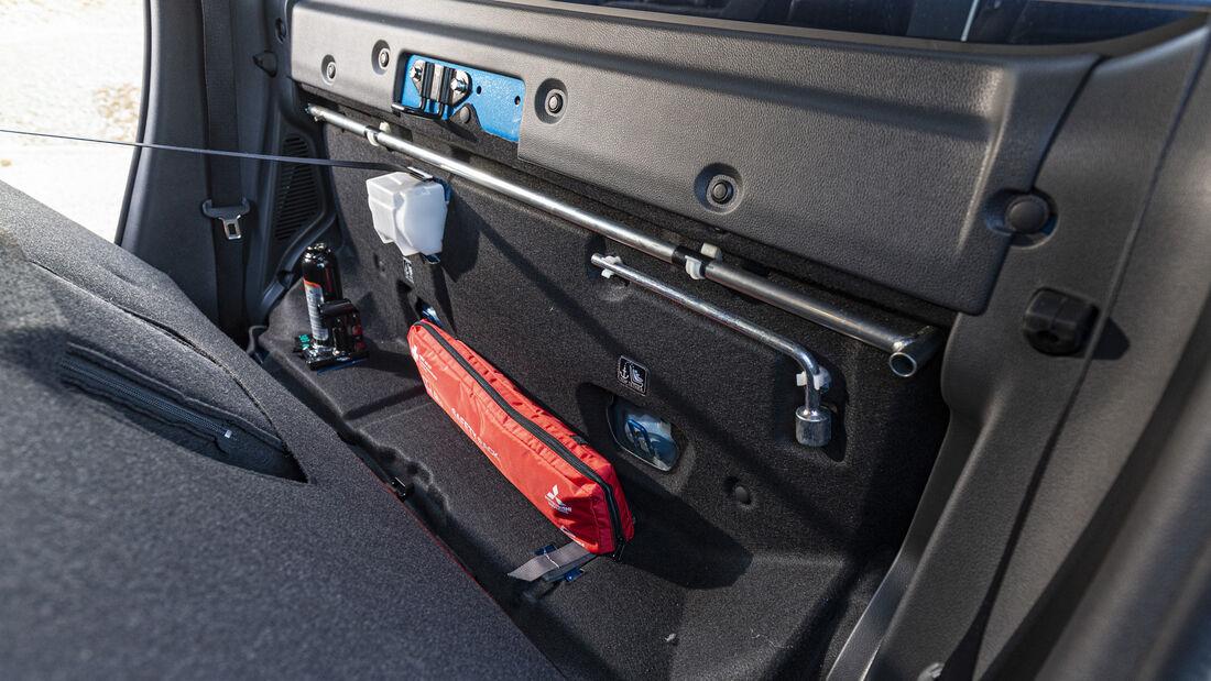 Mitsubishi L200 Doppelkabine 2.2 DI-D 4WD Plus, Interieur
