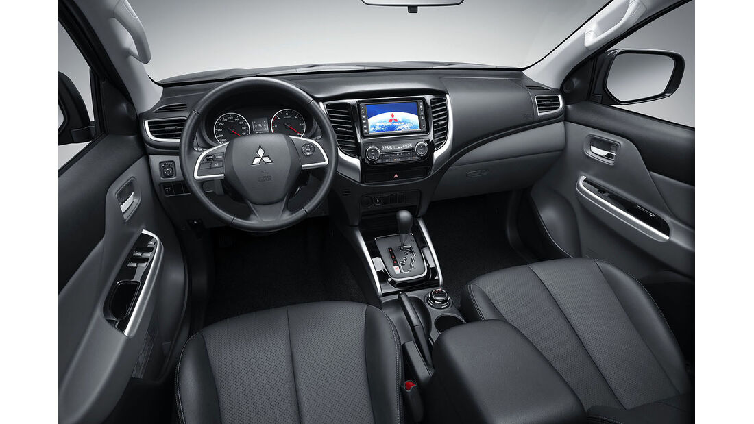 Mitsubishi L200 MY 2015