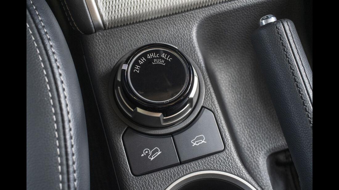 Mitsubishi L200 Pickup Modelljahr 2019 Fahrbericht