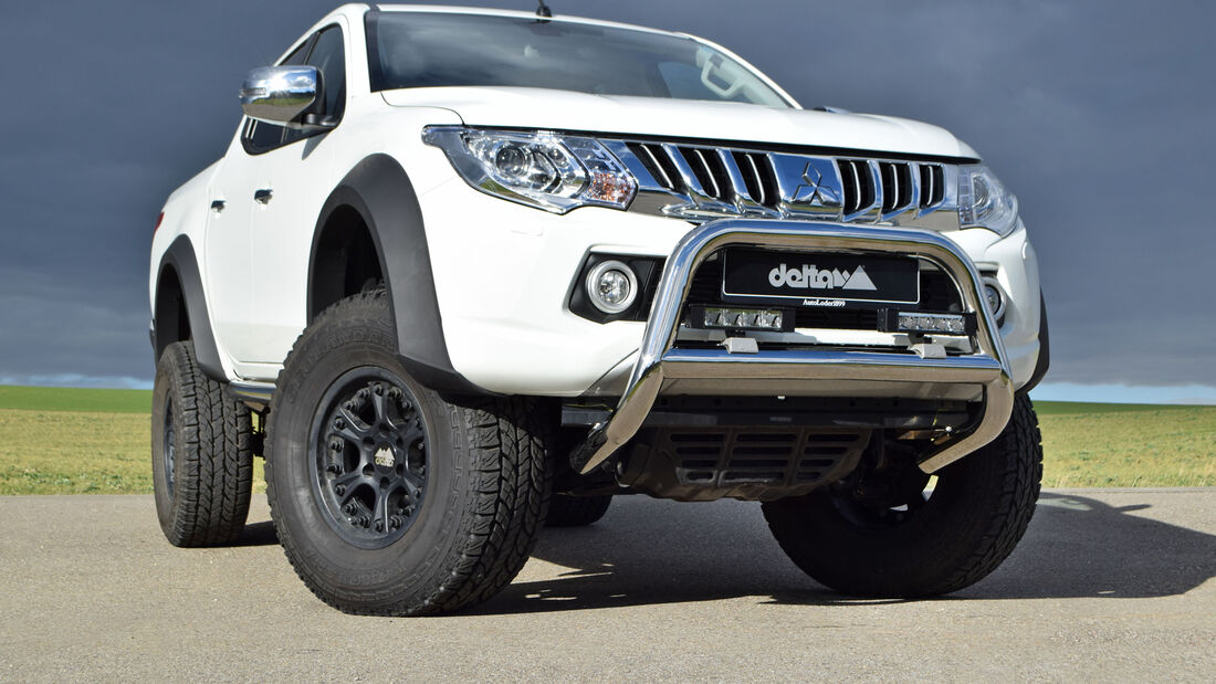 "Mitsubishi L200 by delta 4x4 ""Beast"" Monster Truck"