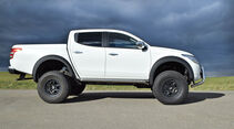 """Mitsubishi L200 by delta 4x4 """"Beast"""" Monster Truck"""