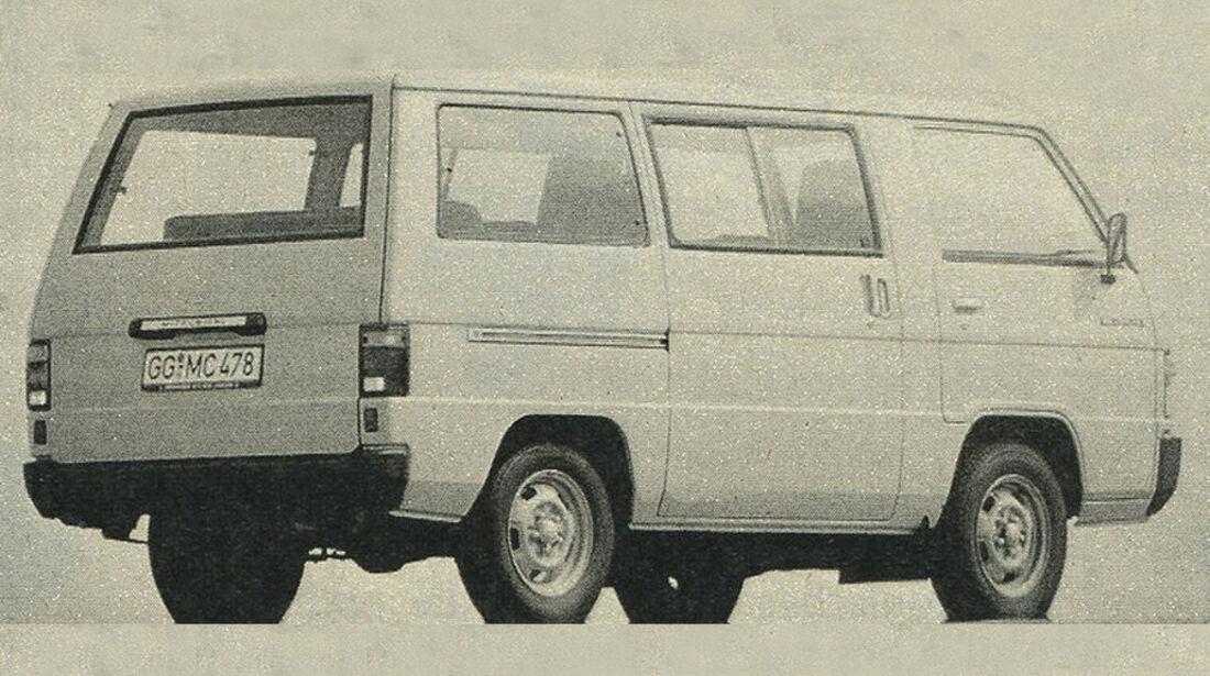 Mitsubishi, L300, IAA 1981