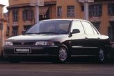 Mitsubishi Lancer (1991 - 1996)