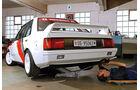 Mitsubishi Lancer 2000 Turbo ECI, Auspuff