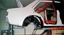 Mitsubishi Lancer 2000 Turbo ECI, Chassis
