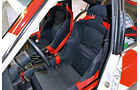 Mitsubishi Lancer 2000 Turbo ECI, OMP-Sportsitze