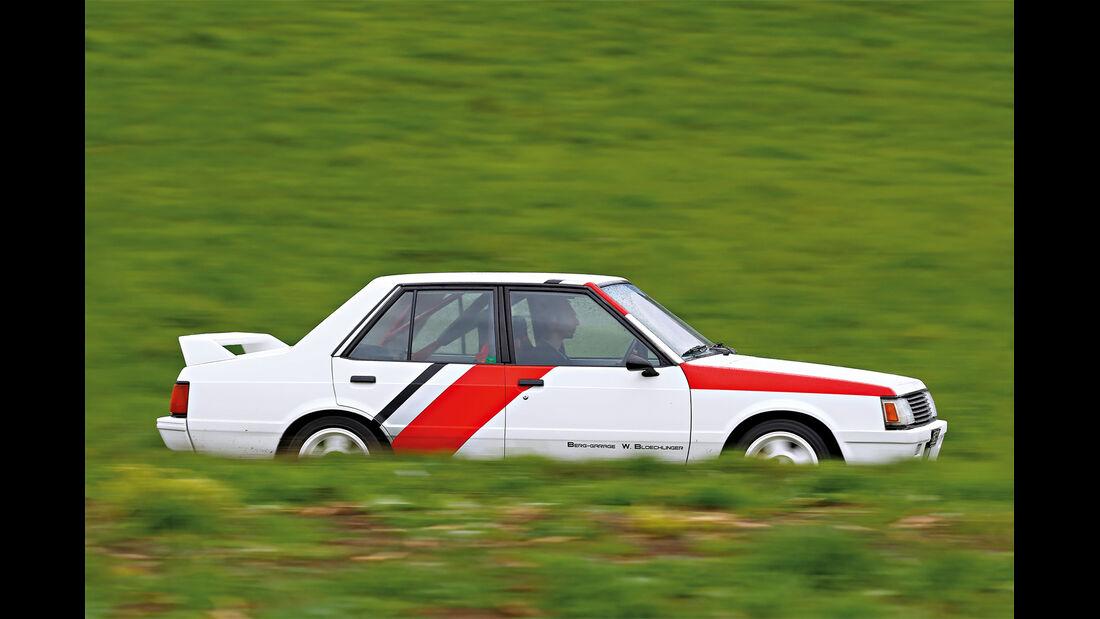 Mitsubishi Lancer 2000 Turbo ECI, Seitenansicht