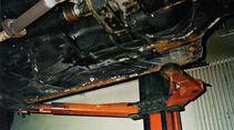 Mitsubishi Lancer 2000 Turbo ECI, Unterboden