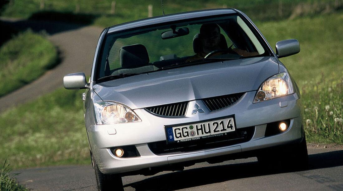 Mitsubishi Lancer (2003 - 2007)