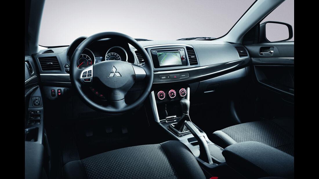 Mitsubishi Lancer - Facelift - 2016