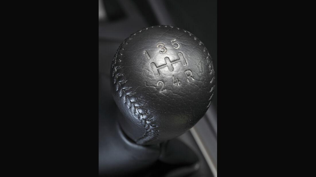 Mitsubishi Lancer Sportback 1.6 XTRA, Schalthebel