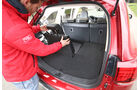 Mitsubishi Outlander 2.2 DI-D 4WD Kofferraum