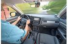 Mitsubishi Outlander 2.2 Di-D 4W, Cockpit, Lenkrad
