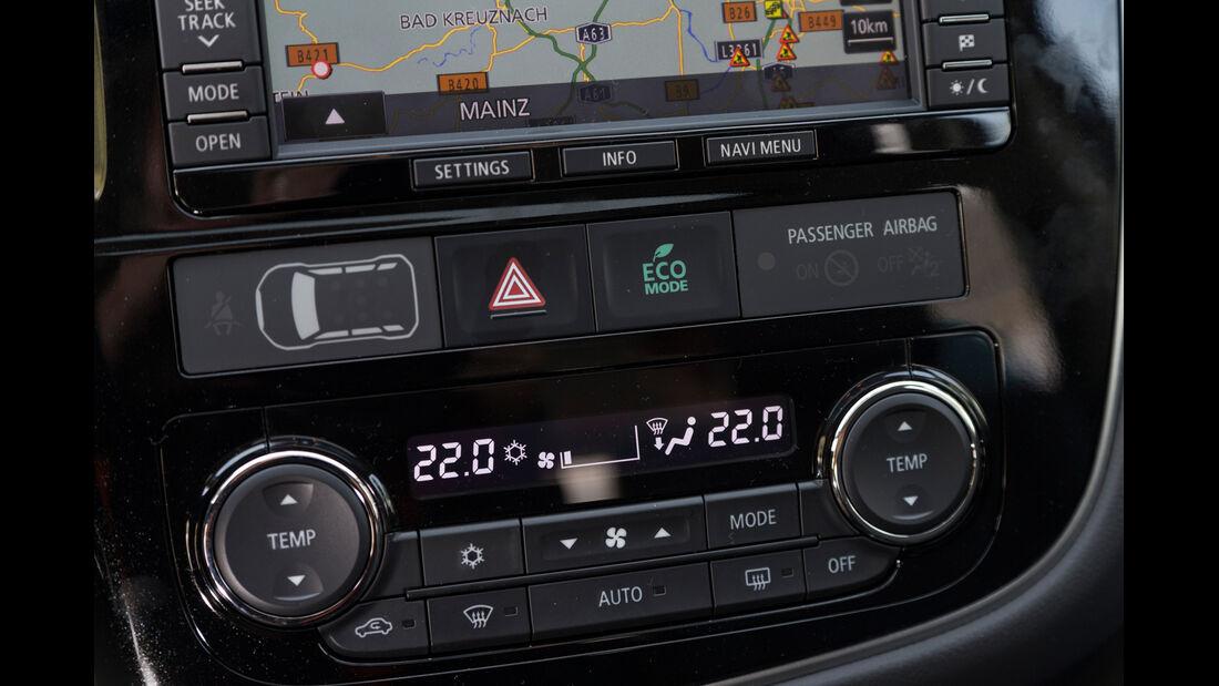 Mitsubishi Outlander 2.2 Di-D 4W, Radio
