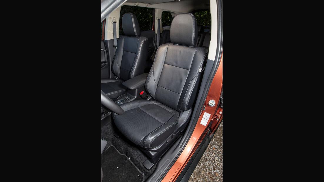Mitsubishi Outlander 2.2 Di-D 4WD Instyle, Fahrersitz