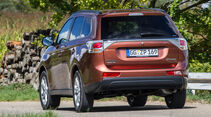 Mitsubishi Outlander 2.2 Di-D 4WD Instyle, Heckansicht